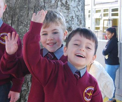 Junior Infants Start School