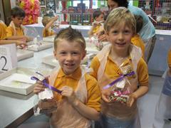 Senior Infant Chocolatiers!