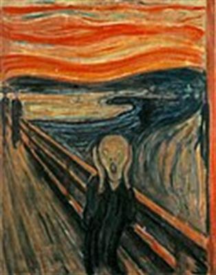 The Scream!