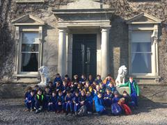 A Visit to Cabinteely House