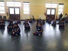 Dance Display in Junior Infants