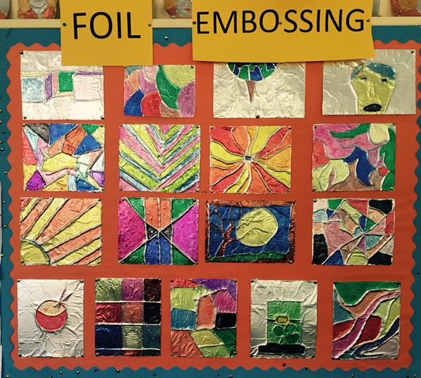 Foil Embossing