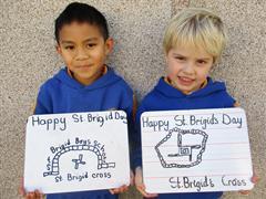 Happy St.Brigid