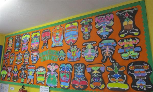Symmetrical Creatures