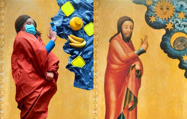 Recreating Great Artistic Works
