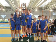 6th Class Athletic Champions